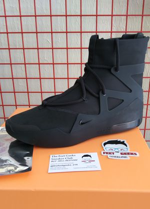 NIKE AIR FEAR OF GOD 1 SIZE 11.5 US MEN SHOES NEW WITH BOX $600 for Sale in Cleveland, OH