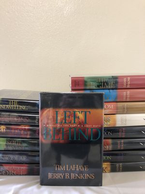 Tim LaHaye - 1st Edition Left Behind Series for Sale in San Diego, CA