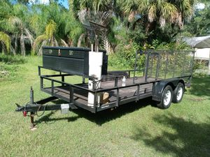 6.4x16 utility trailer for Sale in Dover, FL