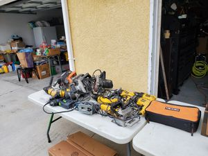 LOTS OF POWER TOOLS for Sale in Redondo Beach, CA