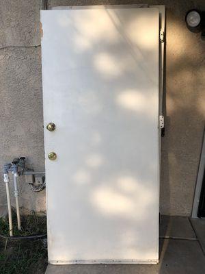 Security screen, entry doors, and garage door for Sale in Fresno, CA