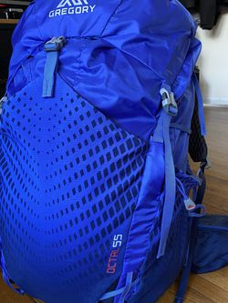Gregory Octal 55 Women's Backpack - Size XS for Sale in Los Angeles,  CA