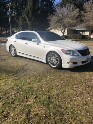 2010 Lexus LS 460 sports edition for Sale in Bremerton, WA