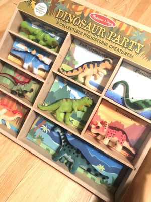 Melissa & Doug Dinosaur Party for Sale in Boston, MA