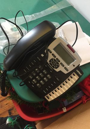 Phones and fax machine for Sale in Cleveland, OH