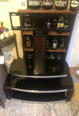 Tv entertainment center for Sale in Fresno, CA
