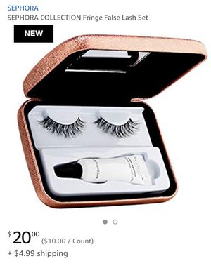 False lashes set Sephora Collection for Sale in El Monte, CA