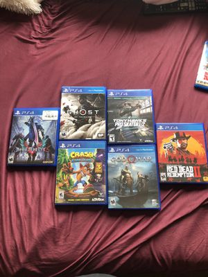 Games make me an offer for Sale in Los Angeles, CA