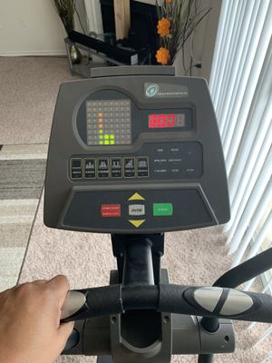 Elliptical in perfect working condition. Electric. for Sale in Carrollton, TX