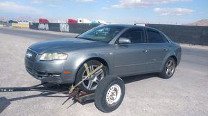 2007 - 2008 Audi A4 bad motor good transmission parting out for Sale in Las Vegas, NV