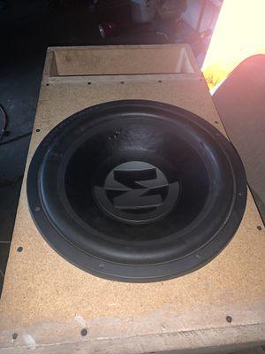 Memphis 15 in ported box for Sale in MAGNOLIA SQUARE, FL