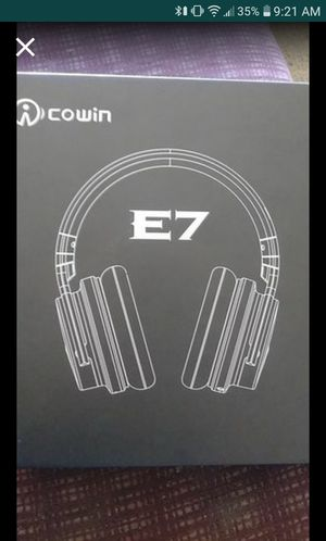 Cowin E7 Noise Canceling Bluetooth Headphones. for Sale in Oceanside, CA