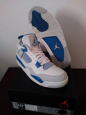 "(2012) Air Jordan 4 Retro ""Military"" Size 10.5 for Sale in Walton Hills, OH"