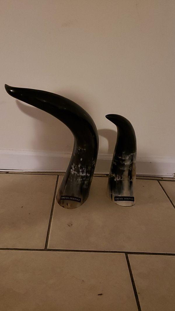 Decorative Bull horns