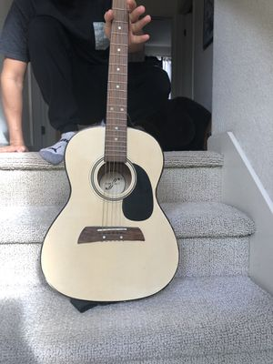 First act MG 369 natural acoustic guitar for Sale in San Jose, CA