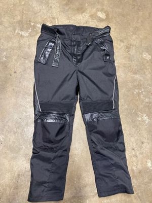 Like new Motorcycle pants for Sale in Riverside, CA