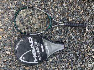 Head Magnesium tennis racket for Sale in ROWLAND HGHTS, CA
