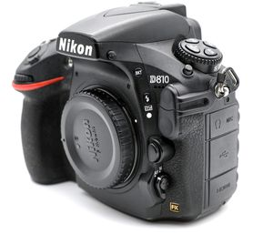 Nikon d 810 full frame camera FX 36.6MP Digital SLR for Sale in Davie, FL