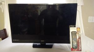 Sanyo TV LED HDMI DOLBY AUDIO WITH UNIVERSAL REMOTE for Sale in Mesa, AZ