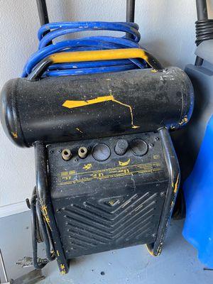 Dewalt air compressor for Sale in Ontario, CA