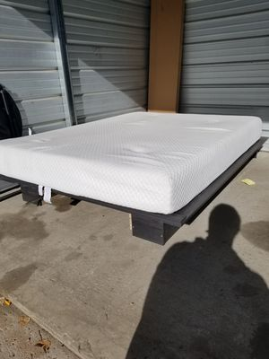 Queen Size Bed and Mattress for Sale in Pueblo, CO