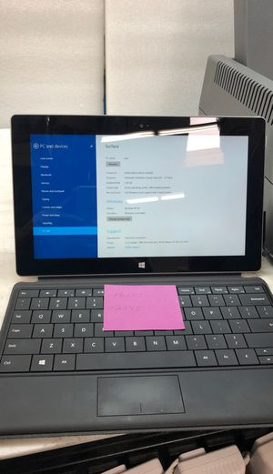 Microsoft surface 1st gen for Sale in Chino, CA