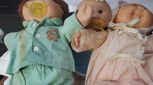 LOT of original cabbage Patch Kids Dolls for Sale in Murrieta, CA