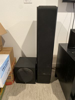 Sony receiver with surround sound for Sale in Gresham, OR