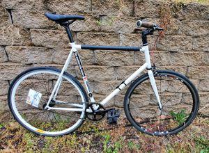 59cm EAI Bareknuckle steel fixie/ tack bike for Sale in Portland, OR