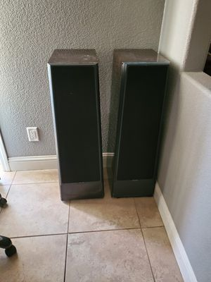 Polk Audio Towers for Sale in Fresno, CA