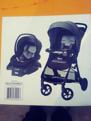 NEW baby Stroller CAR SEAT COMBO for Sale in Fontana, CA