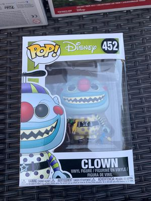 Nightmare Before Christmas Clown Funko POP! for Sale in Los Angeles, CA