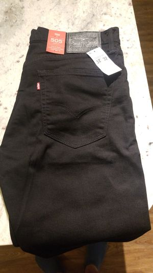 Levi's 505 Regular Fit 34x32 brand new for Sale in Austin, TX