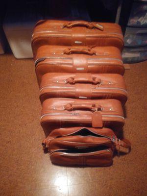 5 PC. Luggage Set for Sale in Wichita, KS