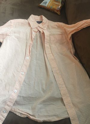 Size 8 kids shirt for Sale in Chapel Hill, NC