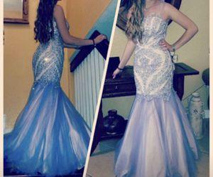 Camille Lavender Sequin Prom Dress for Sale in Miami, FL