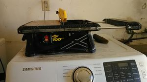 Qep 700xt table saw for Sale in San Diego, CA