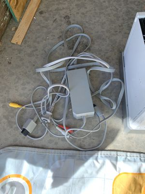 Nintendo Wii system with everything shown in the pictures. for Sale in Phoenix, AZ