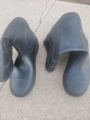 Rubber rain boots for Sale in Rancho Cucamonga, CA
