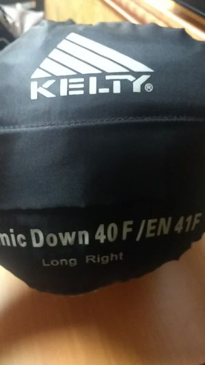 Kelty cosmic Down sleeping back 40 gold for Sale in Portland, OR