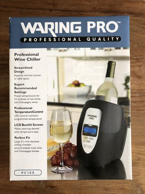 Waring Pro Wine Chiller for Sale in Arlington, VA