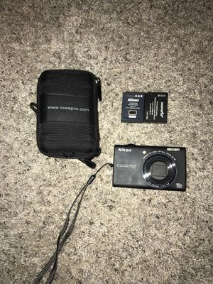 Nikon Coolpix Camera for Sale in Claremont, CA