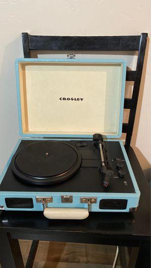 Crowley Record player for Sale in Visalia, CA