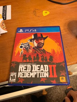 Red dead redemption 2 for Sale in Phoenix, AZ