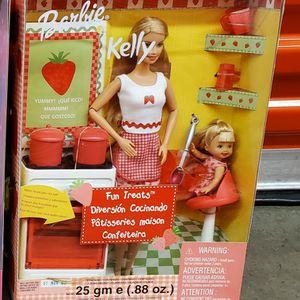 Barbie And Kelly Fun Treats for Sale in Glendale, AZ