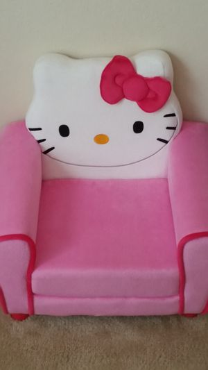 Hello Kitty child chair for Sale in Crestview, FL