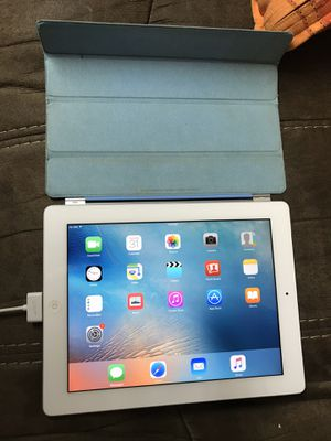 Apple ipad3, 32Gb, WiFi plus LTE Cellular! It accepts any carriers! Price firm for Sale in Fresno, CA