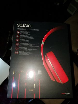 Beats by dre Studio for Sale in Cleveland, OH