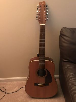 Fender 12 string acoustic guitar for Sale in Alexandria, VA