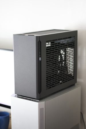 Sliger SM580 ITX case for Sale in Los Angeles, CA